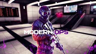 Modern Ops - Online FPS (3D Shooter)