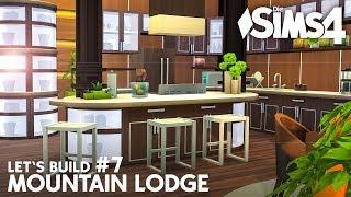 Mountain Lodge in Die Sims 4 bauen #7 | Modernes Ferien Haus auf einem Berg