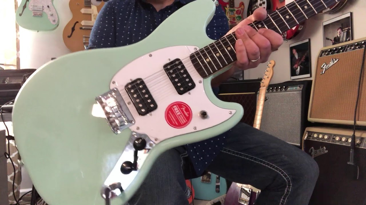 Squier Mustang First Impression  U0026 My Honest Opinion  149