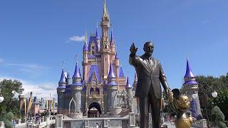 Walt Disney World 4 Park EPIC Tour Magic Kingdom Epcot Disney's Hollywood Studios and Animal Kingdom