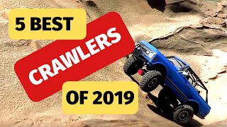 5 Best Rc Rock Crawlers Of 2019 Youtube