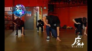 KINJAZ - Dunk Contest (Magic Bird) | Dance Choreography