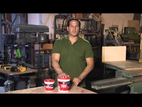 What Is The Difference Between Plaster Of Paris & Drywall Mud? : Home Sweet Home Repair