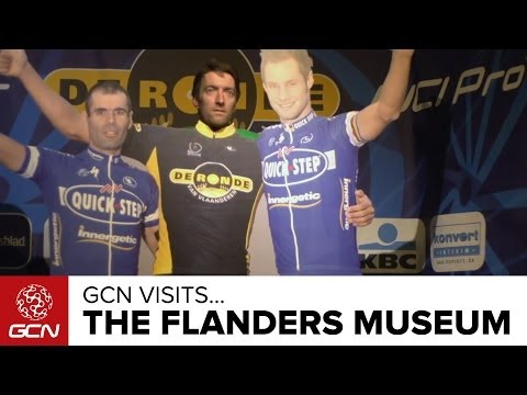 GCN Visits The Tour Of Flanders Museum