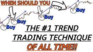 His #1 Trend Trading SECRET Revealed