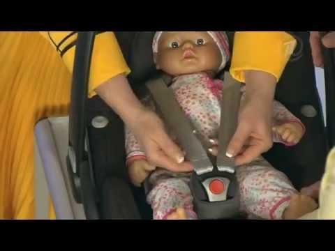 Как выбрать детское автомобильное кресло. Медицинские рекомендации