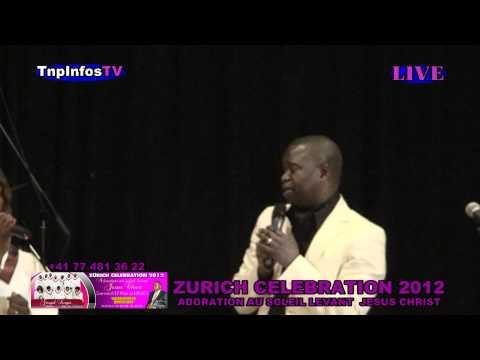 ZURICH CELEBRATION 2012 PREDICATION