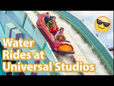 All the Water Rides at Universal Studio's Islands of Adventure | Ripsaw Falls | Bilge Rat Barges