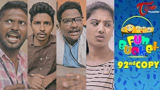 Fun Bucket | 92nd Episode | Funny Videos | By Harsha Annavarapu | #TeluguComedyWebSeries