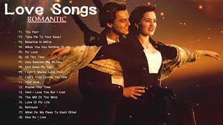 Most Old Beautiful love songs 70's 80's 90's  Best English Love Songs 70's 80's 90's Playlist