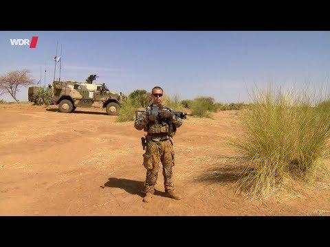 Einsatz Mali - Zwischen Friedensmission und Terror - Doku