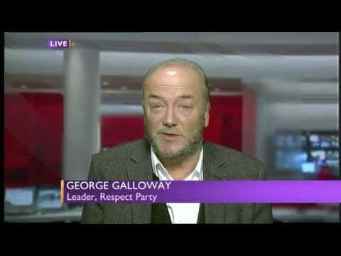 George Galloway urges Labour-SNP talks - BBC Daily Politics - 5th May 2015