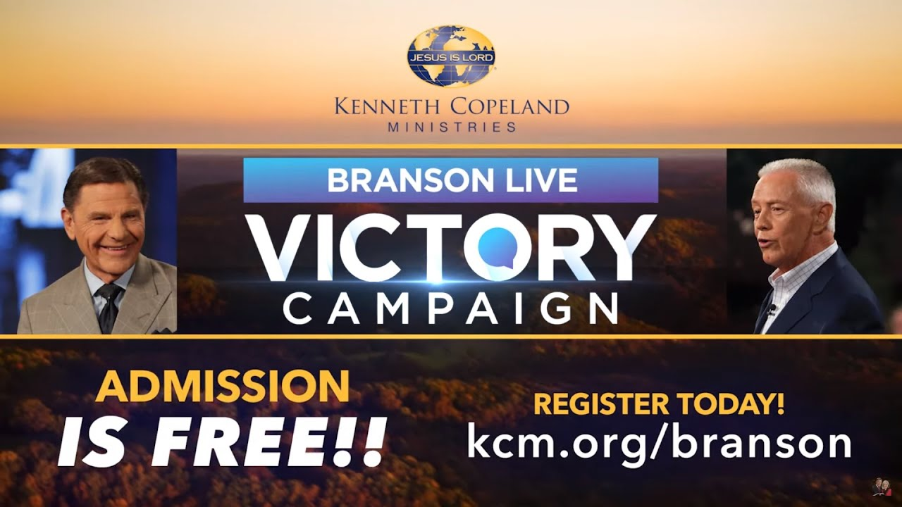 Your Victory Is Waiting At The 2020 Branson Live Victory Campaign Youtube