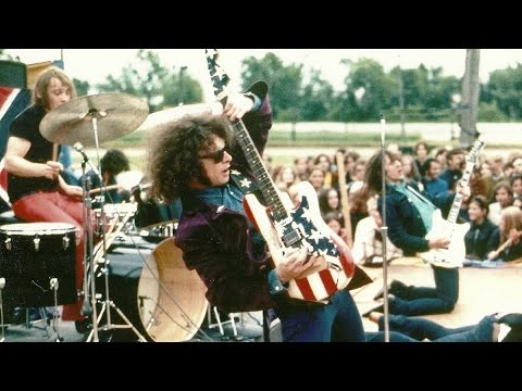 Birth of the MC5 with Wayne Kramer