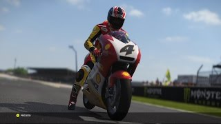 Honda NSR 1999 - Valentino Rossi The Game - MotoGP 16 - Test Ride Gameplay (PS4 HD) [1080p60FPS]