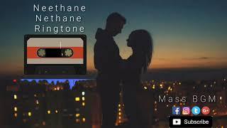 Neethane neethane   Ringtone   M a s s   B G M
