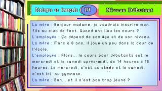 parler français couramment - french conversation ( dialogues en français )