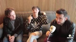 Entrevistamos a AronChupa & Little Sis Nora