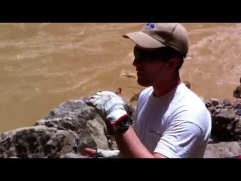 EnerTek Global Flow measurements and bathymetry on the Rio Maranon