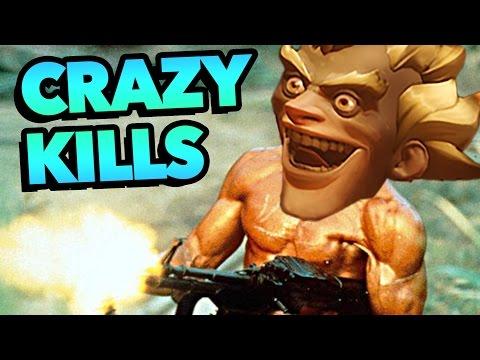 Craziest Kills - Overwatch Montage 2