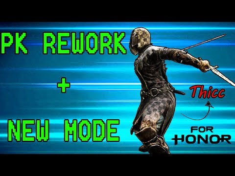[For Honor] New Mode w/ PK