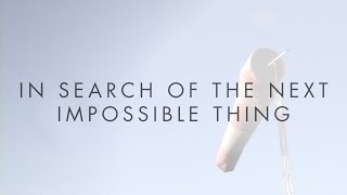 aiaa credo in search of the next impossible thing