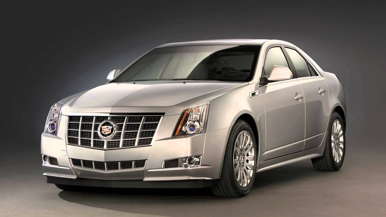 Real World Test Drive 2012 Cadillac CTS sedan - YouTube
