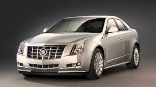 Cadillac CTS 2012 Videos