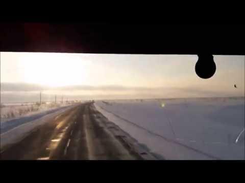 Екатеринбург-Надым-Тюмень (часть 1)