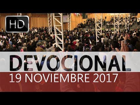Devocionales Menap | Culto Domingo 19 Noviembre 2017 [HD]