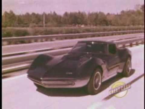 Mako Shark Corvette Concept Car Youtube