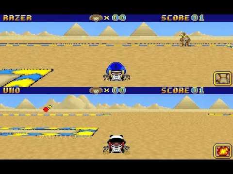 Wacky Wheels - 2p Battle Mode (Apogee) (1994)  
