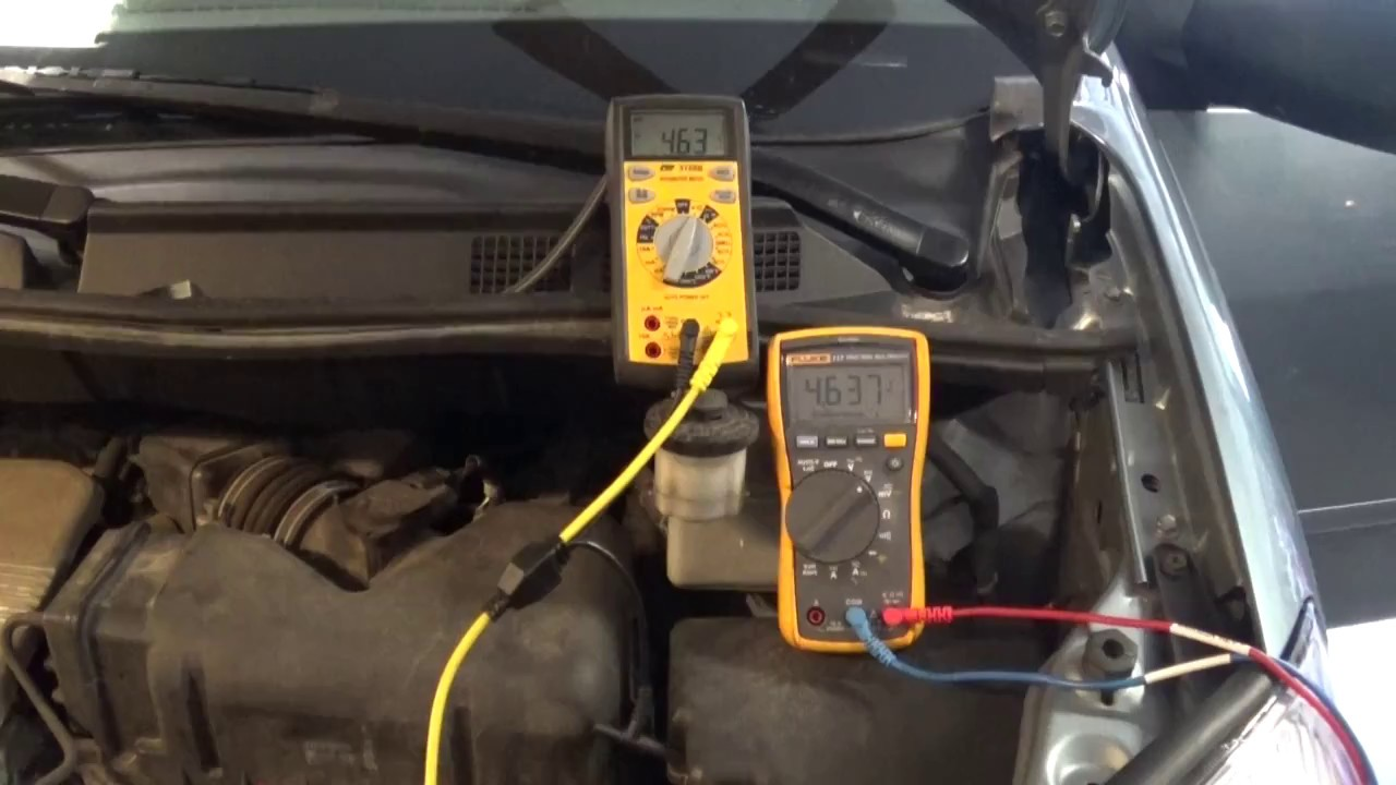 2006 Toyota Sienna C0200 Abs System Testing Youtube 2003 Corolla Ce Fuse Box