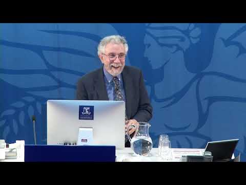 2019 Corden Public Lecture with Professor Paul Krugman - Wha