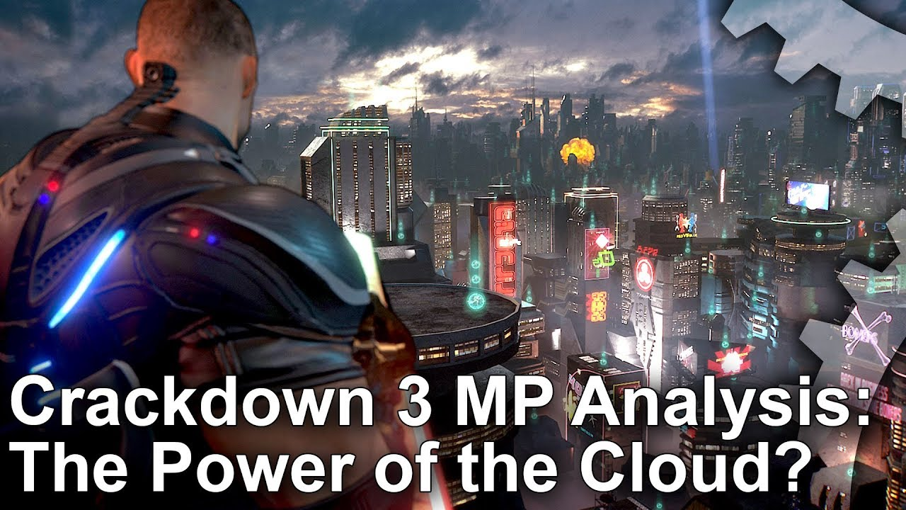 Crackdown 3 Wrecking Zone: what happened to the 'power of