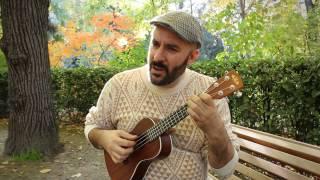 Quelqu'un m'a dit (Carla Bruni cover with ukulele) Mp3