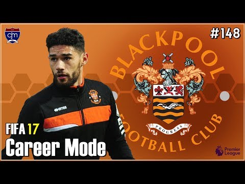 FIFA 17 Blackpool Road To Glory: Babak 16 Besar Europa League #148 (Bahasa Indonesia)