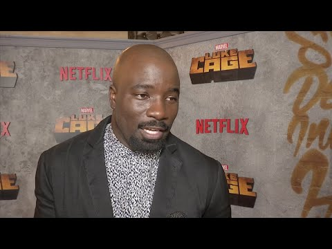 Mike Colter: 'We are all in this together'