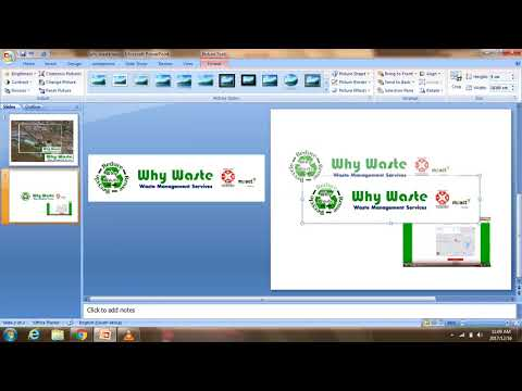Business Logo - Make A Free Startup Business Logo with Microsoft PowerPoint