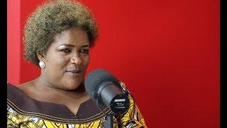 """MAMA NANDY: """"NILIFATWA NIKABEBWA NA POLISI, NANDY AKABAKI ANALIA TU"""""""