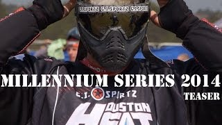 PAINTBALL [HD] - MILLENNIUM SERIES 2014 - Teaser - by 141paintball