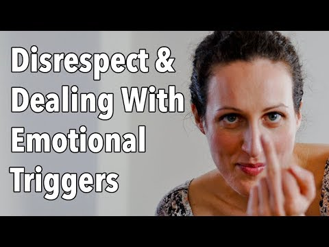 Disrespect & Dealing With Emotional Triggers - Live Coaching