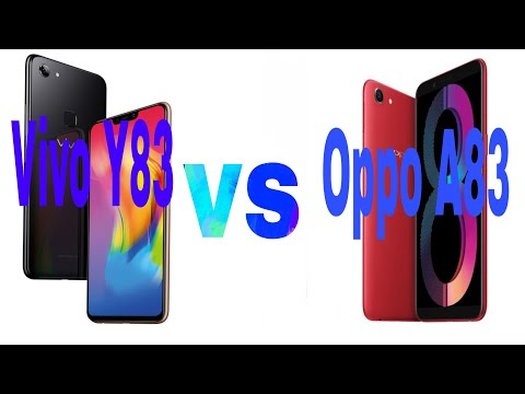 Vivo Y83 vs Oppo A83 Comparison || Which one is perfect ?