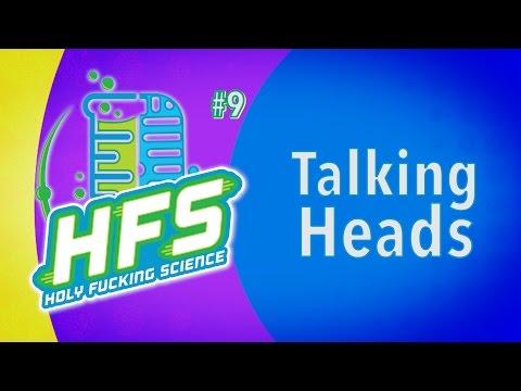 HFS # 9 - Talking Heads