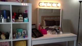 "My ""DIY"" Vanity Station Thumbnail"