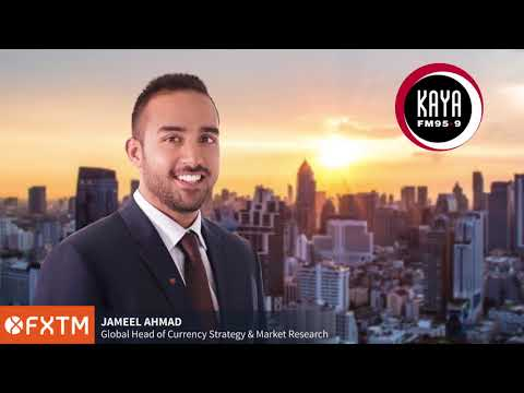 Kaya FM Interview with FXTM's Jameel Ahmad | SA | 13/08/2018