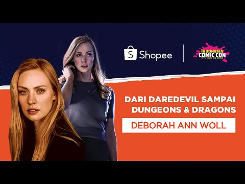 Dari Daredevil Sampai Dungeons & Dragons Bersama Deborah Ann Woll