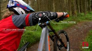 Tracy Moseley Reviews G-Form Elite Elbow Guard