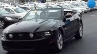 2014 Ford Mustang GT Convertible - Chelsea and Jennifer check it out - at Park Auto Mall !