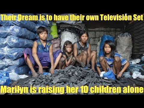 Travel to the Philippines and Meet the Poor. Child Labor in